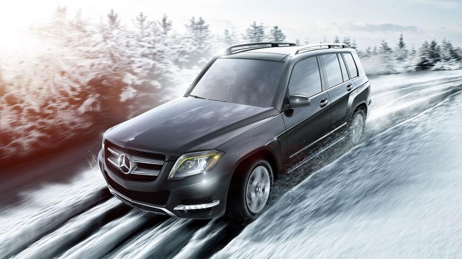 Mercedes Benz 2014 GLK CLASS SUV GALLERY 007 GOE D