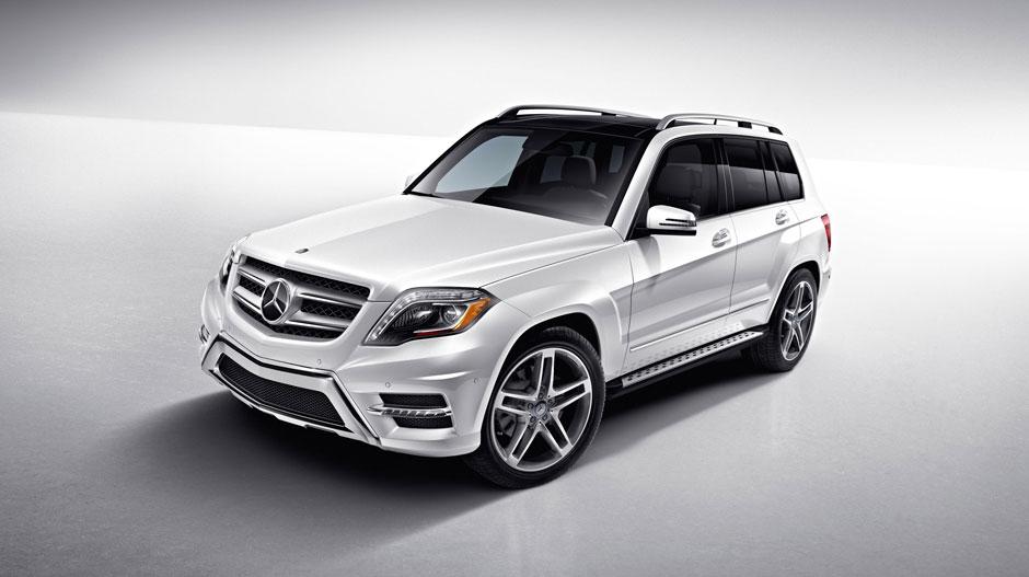 Mercedes Benz 2014 GLK CLASS SUV GALLERY 008 GOE D