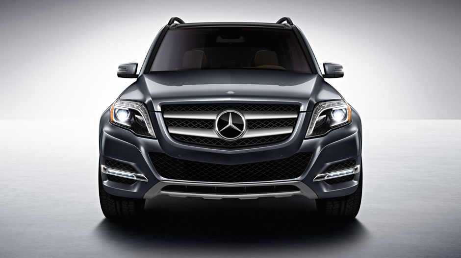 Mercedes Benz 2014 GLK CLASS SUV GALLERY 009 GOE D