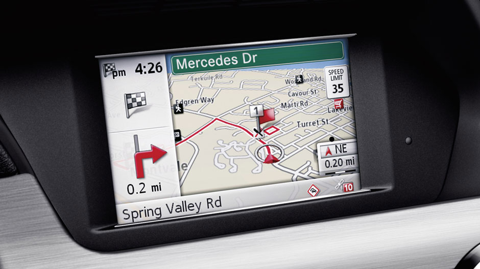 Mercedes Benz 2014 GLK CLASS SUV GALLERY 027 GOI D