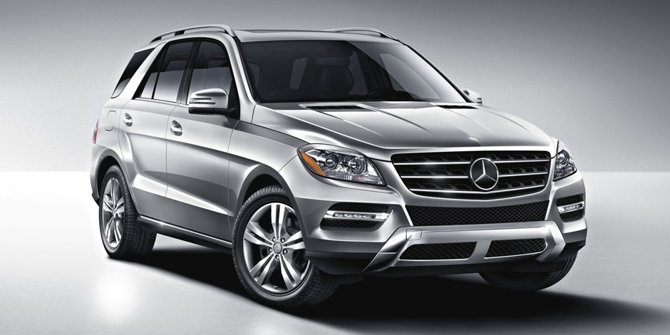 Falando de viagem estados unidos classes e carros for Mercedes benz 2014 suv models