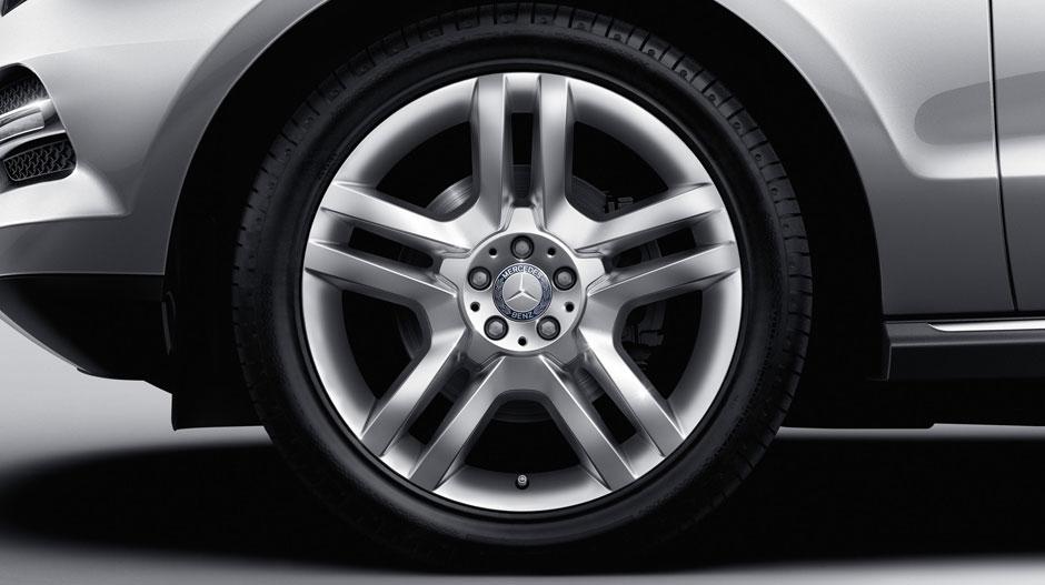 Mercedes Benz 2014 M CLASS SUV GALLERY 010 GOE D