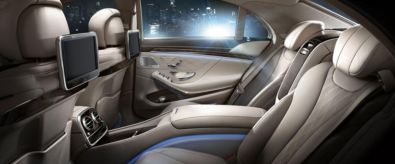 Alfa img showing gt 2015 mercedes benz s550 class interior