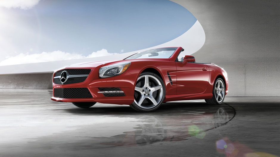 Mercedes Benz 2014 SL CLASS ROADSTER GALLERY 001 GOE D