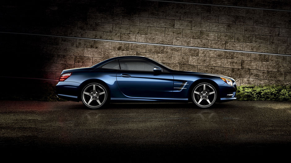 Mercedes Benz 2014 SL CLASS ROADSTER GALLERY 003 GOE D