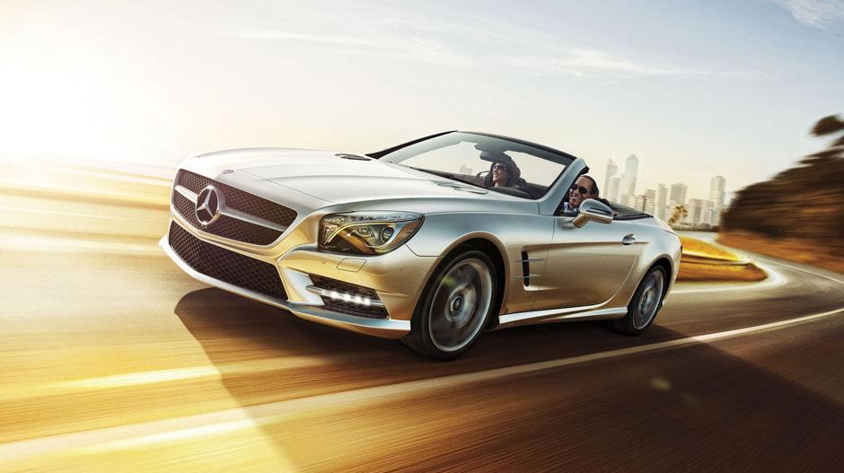 Mercedes Benz 2014 SL CLASS ROADSTER GALLERY 004 GOE D