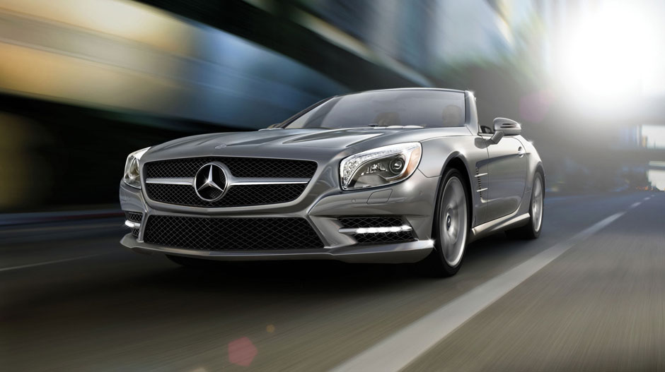 Mercedes Benz 2014 SL CLASS ROADSTER GALLERY 005 GOE D