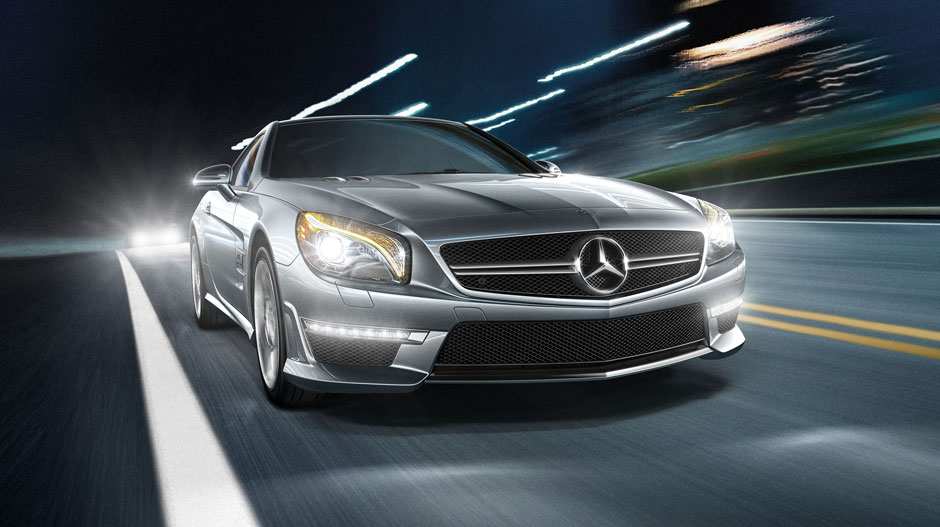 Mercedes Benz 2014 SL CLASS ROADSTER GALLERY 007 GOE D