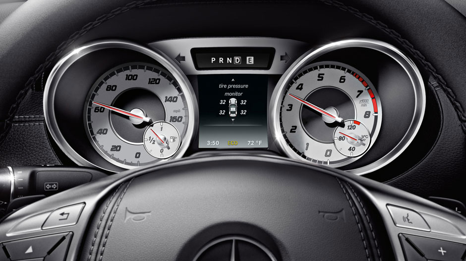 Mercedes Benz 2014 SL CLASS ROADSTER GALLERY 021 GOI D