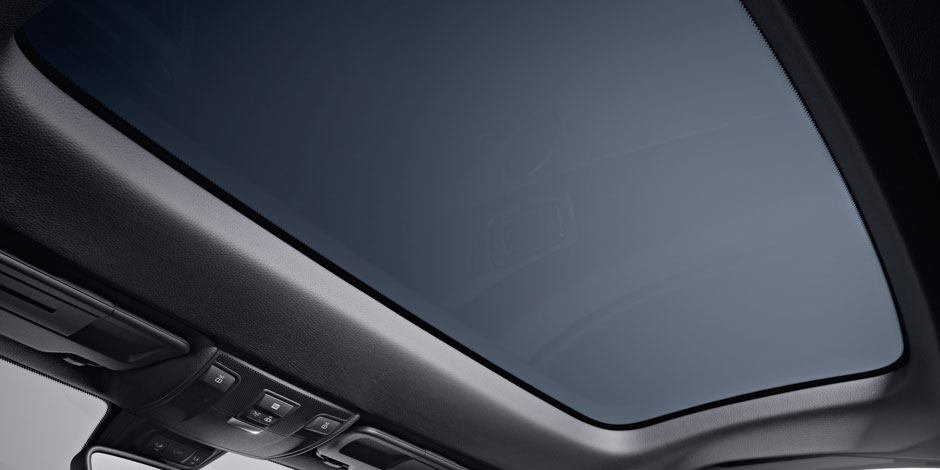 Magic Sky Control Mercedes-Benz Panorama Sunroof