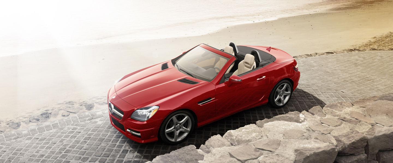 2014 SLK250 Roadster