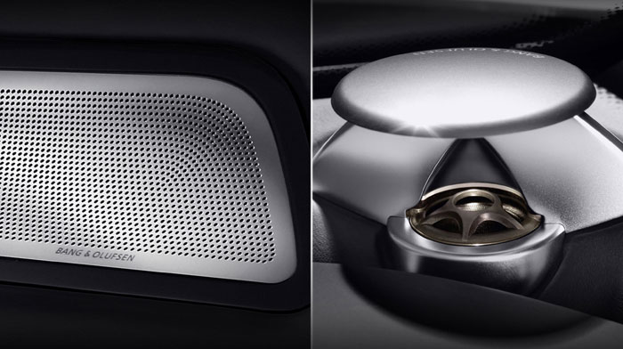 SLS GT AMG with Bang & Olufsen® BeoSound™ AMG Sound