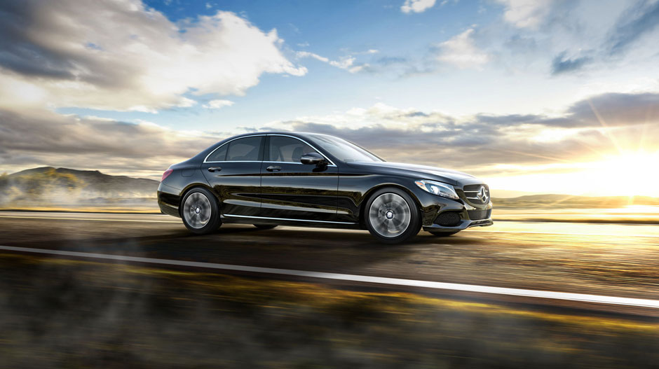 Mercedes Benz 2015 C CLASS SEDAN GALLERY 004 GOE D