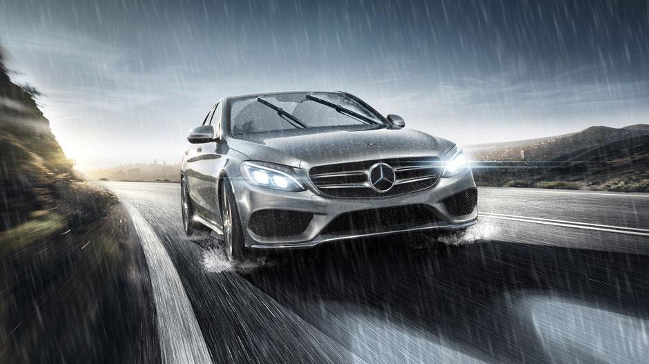 Mercedes Benz 2015 C CLASS SEDAN GALLERY 006 GOE D