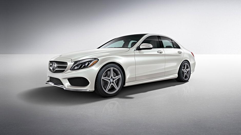Mercedes Benz 2015 C CLASS SEDAN GALLERY 009 GOE D