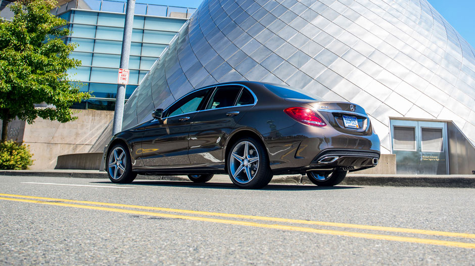 Mercedes Benz 2015 C CLASS SEDAN GALLERY 024 GOE D