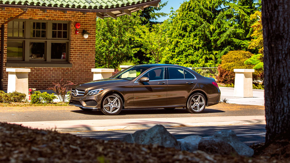Mercedes Benz 2015 C CLASS SEDAN GALLERY 026 GOE D