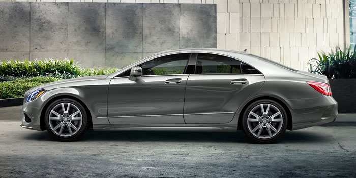 cls class luxury coupe cls550 cls63 amg mercedes benz. Black Bedroom Furniture Sets. Home Design Ideas