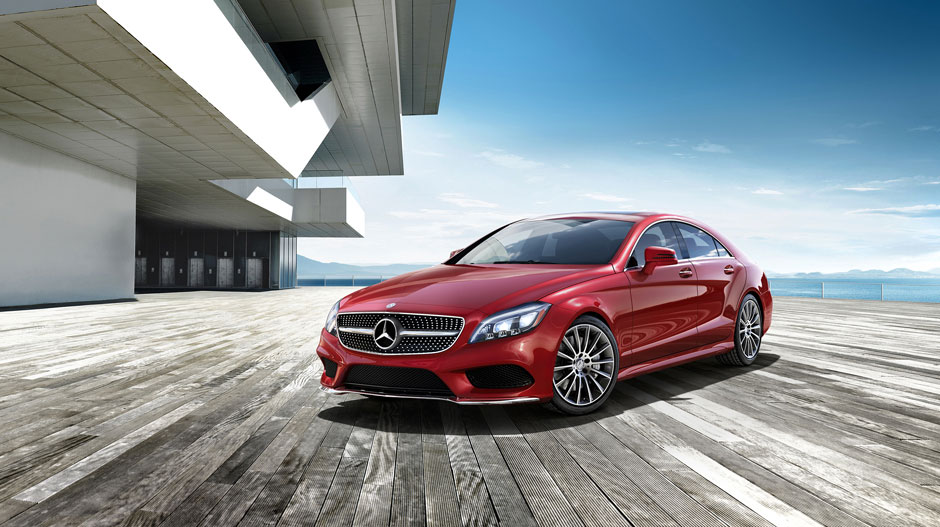 Mercedes Benz 2015 CLS CLASS COUPE GALLERY 001 GOE D