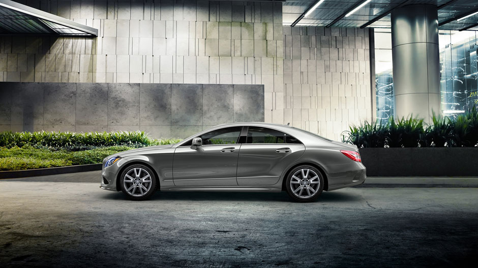 Mercedes Benz 2015 CLS CLASS COUPE GALLERY 002 GOE D