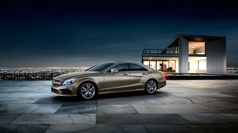 Mercedes Benz 2015 CLS CLASS COUPE GALLERY 003 GOE D