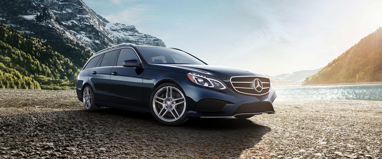 Mercedes Benz 2015 E CLASS WAGON CH01 DR