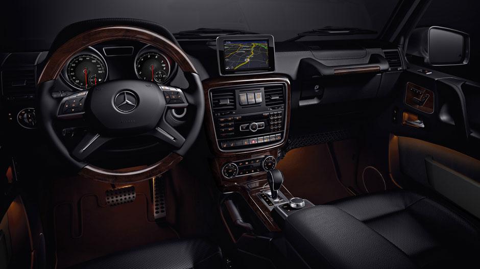 Mercedes Benz 2015 G CLASS SUV GALLERY 015 GOI D