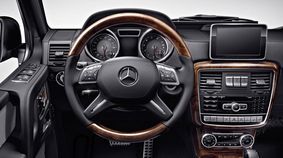 Mercedes Benz 2015 G CLASS SUV GALLERY 016 GOI D