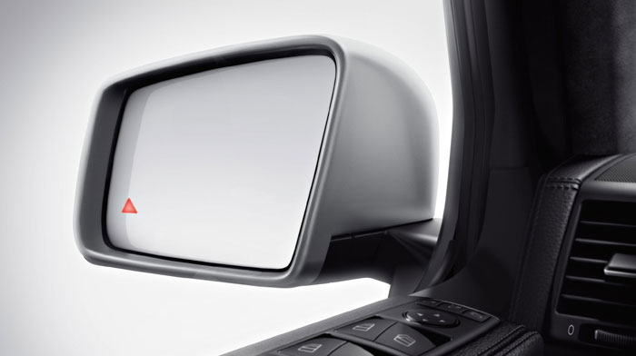 with standard Blind Spot Assist