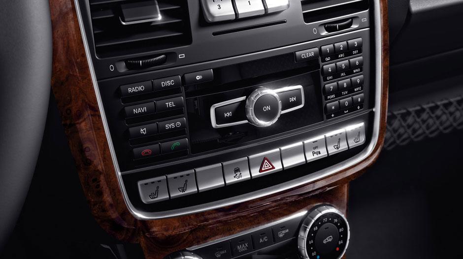 Mercedes Benz 2015 G CLASS SUV GALLERY 018 GOI D