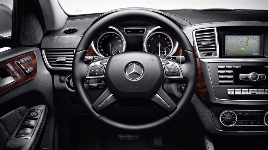 Mercedes Benz 2015 GL CLASS SUV GALLERY 016 GOI D