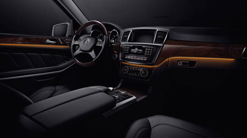 Mercedes Benz 2015 GL CLASS SUV GALLERY 018 GOI D
