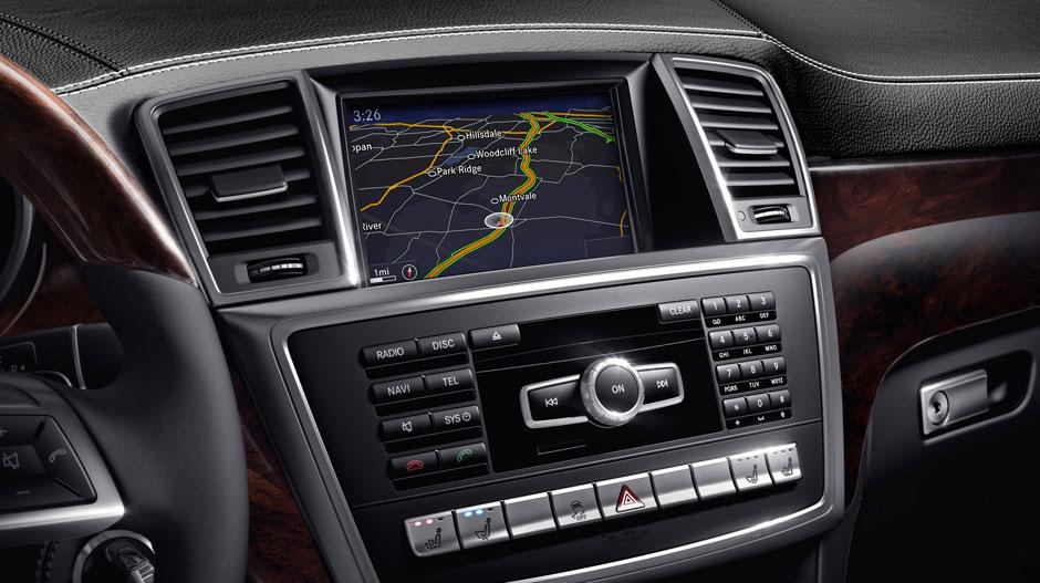 Mercedes Benz 2015 GL CLASS SUV GALLERY 028 GOI D