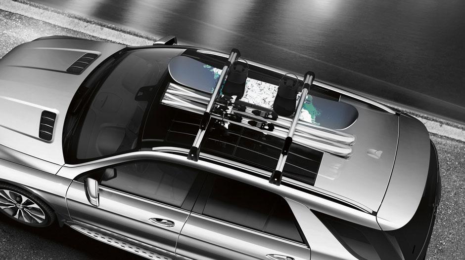 Mercedes Benz 2015 M CLASS SUV GALLERY 027 GOE D