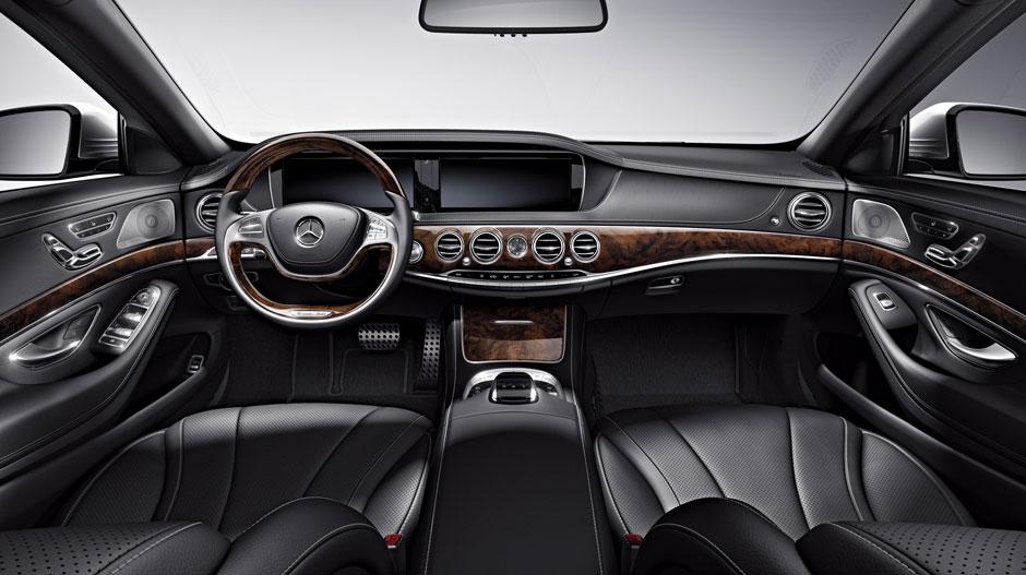 Mercedes Benz 2015 S CLASS SEDAN GALLERY 004 GOI D