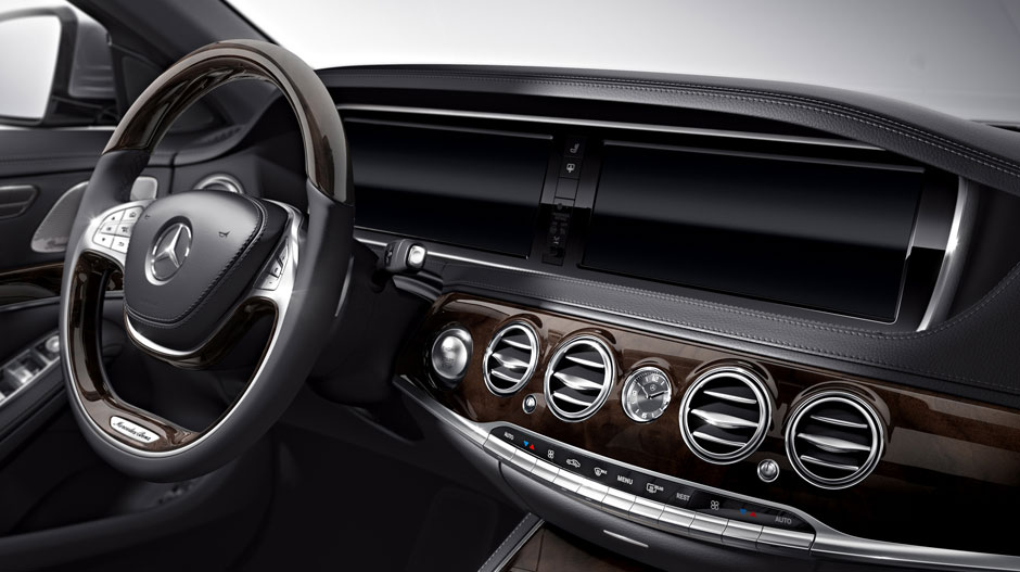 Mercedes Benz 2015 S CLASS SEDAN GALLERY 010 GOI D