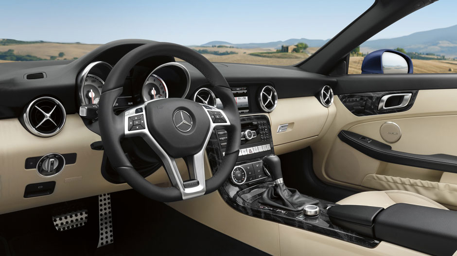 Mercedes Benz 2015 SLK CLASS ROADSTER GALLERY 009 GOI D