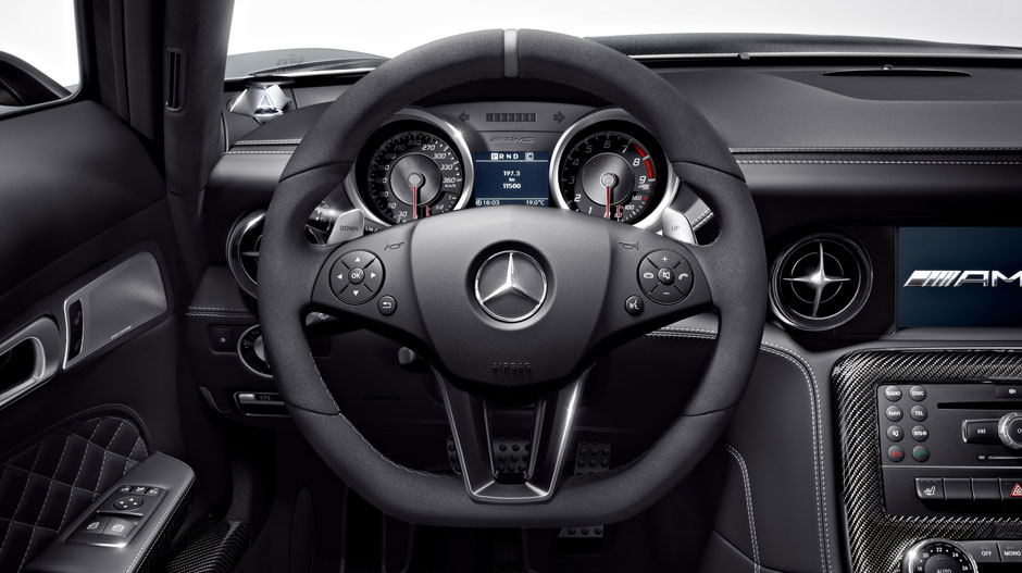 Mercedes Benz 2015 SLS CLASS COUPE ROADSTER GALLERY 011 GOI D