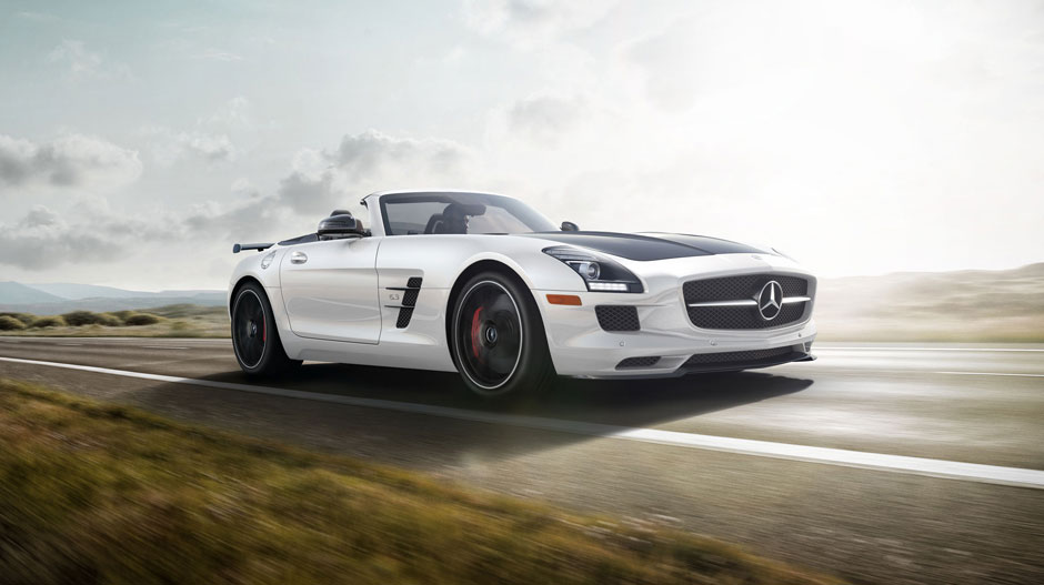 Mercedes Benz 2015 SLS GT COUPE ROADSTER GALLERY 008 GOE D