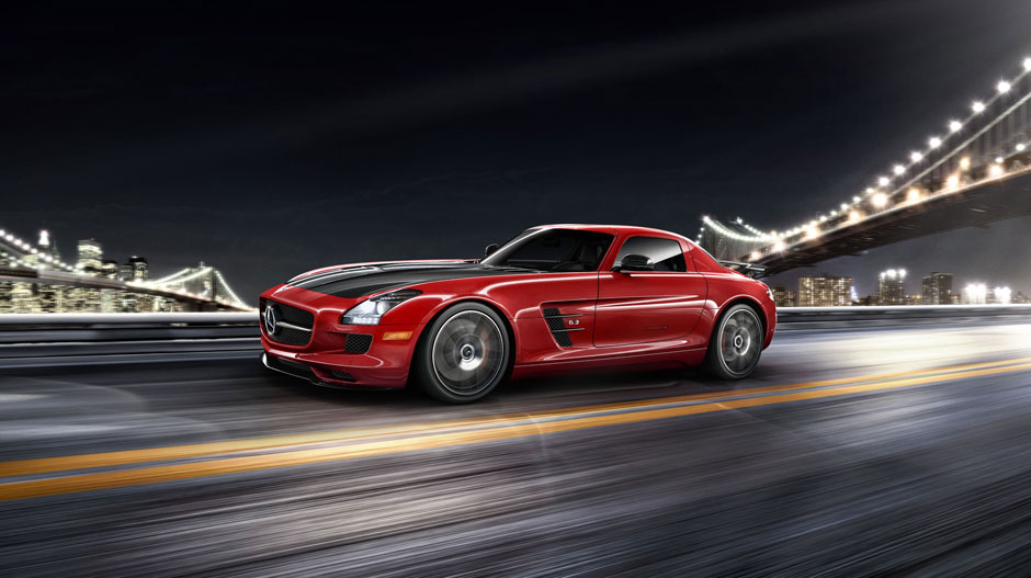 Mercedes Benz 2015 SLS GT COUPE ROADSTER GALLERY 020 GOE D