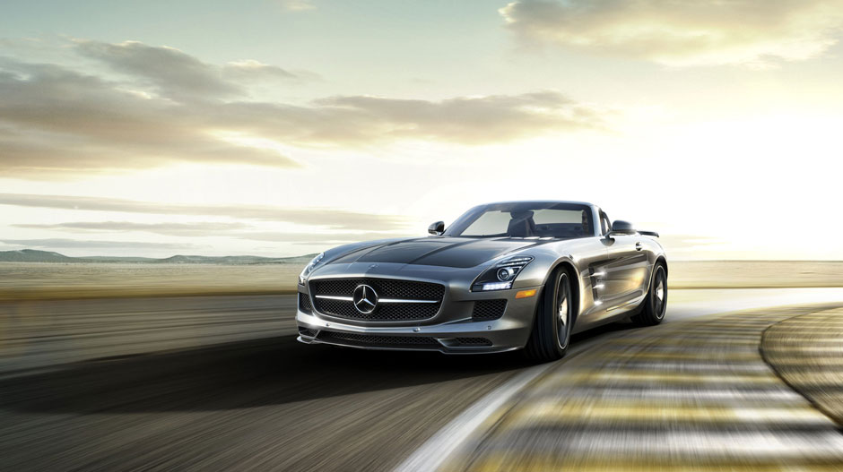 Mercedes Benz 2015 SLS GT COUPE ROADSTER GALLERY 024 GOE D