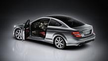 Mercedes Benz 2014 C CLASS C250 C350 COUPE 037 MCF