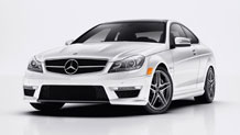 Mercedes Benz 2014 C CLASS C63 AMG COUPE 007 MCF
