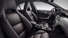 MB-Tex upper dash and door trim with top-stitching
