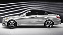 Mercedes Benz 2014 E CLASS E350 E550 CABRIOLET 031 MCF