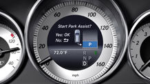 PARKTRONIC with Active Parking Assist and Exit