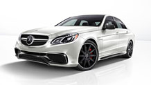 Mercedes Benz 2014 E CLASS E63 AMG SEDAN 004 MCF