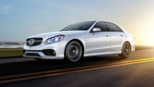 Mercedes Benz 2014 E CLASS E63 AMG SEDAN 006 MCF
