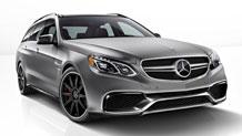 Mercedes Benz 2014 E CLASS E63S AMG WAGON 081 MCF
