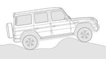 Mercedes Benz 2014 G CLASS SUV 003 MCF